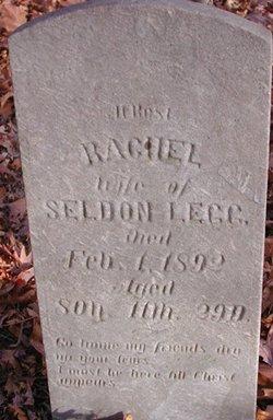 Rachel <I>Deckart</I> Legg