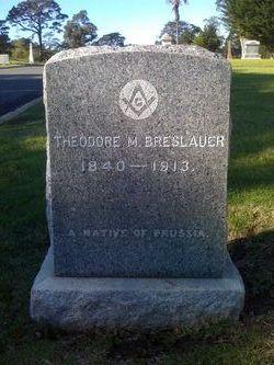 Theodore N Bresaluer