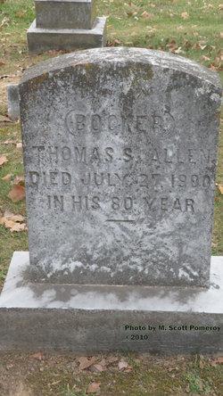 """Thomas S """"Bocker"""" Allen"""