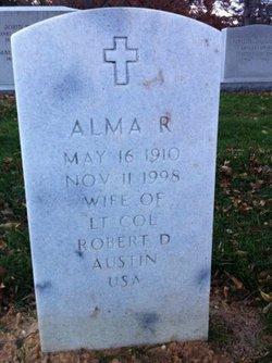 Alma Ruth <I>Beard</I> Austin