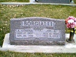Andrea Lorena <I>Weaver</I> Borgialli