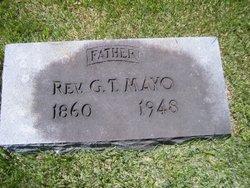 Rev George Thomas Mayo