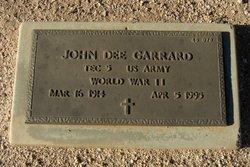 John Dee Garrard