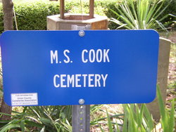 M. S. Cook Cemetery