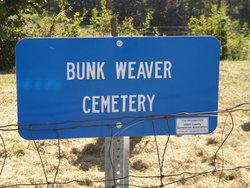 Bunk Weaver Cemetery
