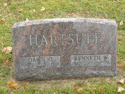 Dawn Oris <I>Hemingway</I> Hartsuff