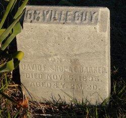 Orville Guy Barker