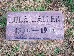 Lula Evelyn Allen