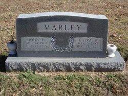 """Gatra Wiley """"Granny"""" <I>Goolsbee</I> Marley"""