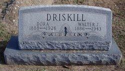 F. Dora <I>Hough</I> Driskill