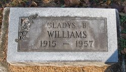 Gladys B. Williams
