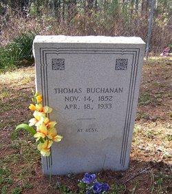 """Thomas Perrell """"Tom"""" Buchanan"""