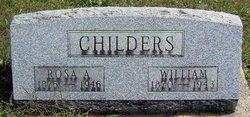 Rosa Anna <I>Baughn</I> Childers