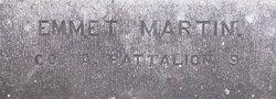 PVT Emmert Martin