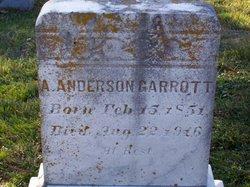 A. Anderson Garrott