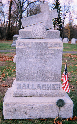 Bridget <I>Ryan</I> Gallagher