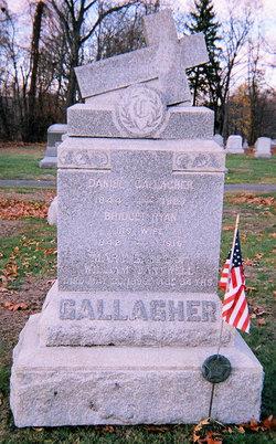 Thomas E Gallagher