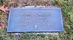 John J Wood, Jr