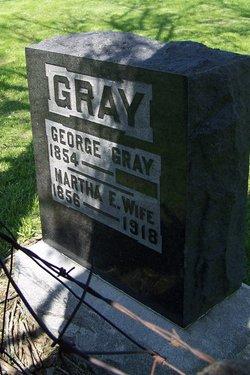 Martha E. Gray