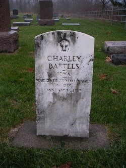"""Charles """"Charley"""" Bartels"""