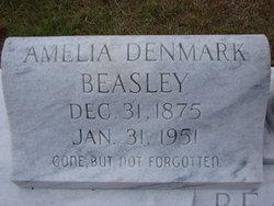 Amelia <I>Denmark</I> Beasley