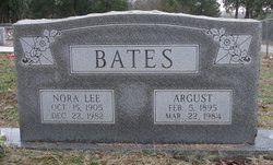 Nora Lee Bates