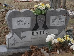 Mary Jane Bates