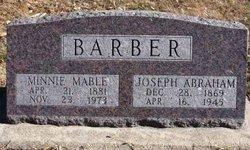 Joseph Abraham Barber
