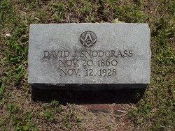 David J Snodgrass