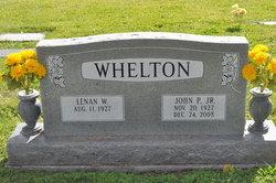 John P Whelton, Jr