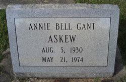 Annie Bell <I>Gant</I> Askew