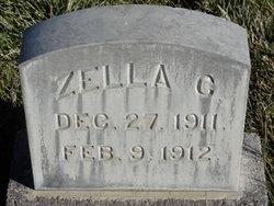 Zella Celestia Cloward