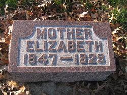 Elizabeth <I>Sutherden</I> Crandon