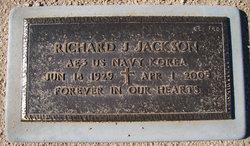 Richard J Jackson