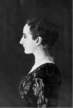 "Virginie Amelie ""Mimi"" <I>Avegno</I> Gautreau"