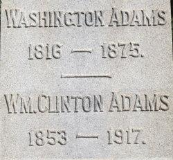 William Clinton Adams