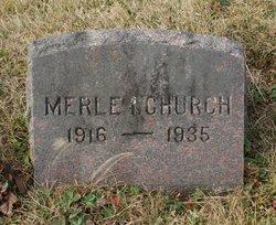 Merle Italie Church