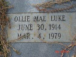 Ollie Mae Luke