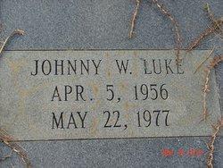 Johnny W. Luke
