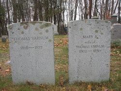 Mary <I>Brown</I> Varnum