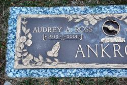 Audrey Arlene <I>Ross</I> Ankrom