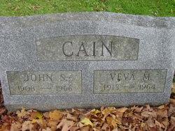 John S Cain