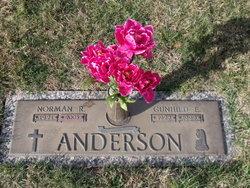 """Gunhild Elizabet """"Gunny"""" <I>Anderson</I> Anderson"""