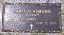James Dewey Almond