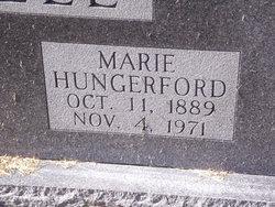 Marie Whitney <I>Hungerford</I> Abell