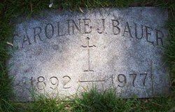 Caroline Josephine Bauer
