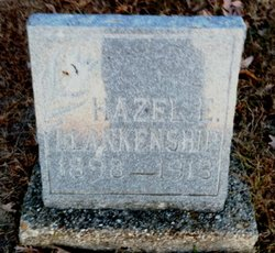 Hazel E Blankenship