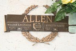 Wynette Ellett Allen