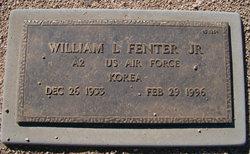 William L Fenter, Jr