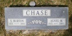 Agnes Marie <I>Snyder</I> Chase